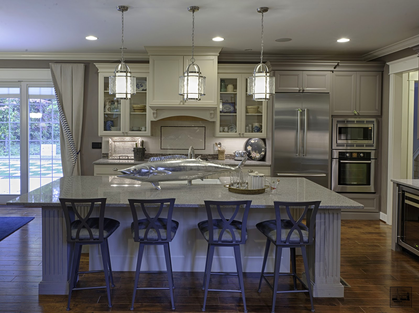 Custom kitchen fitzsimmons design for Custom kitchen designer