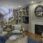 oyster shell fireplace