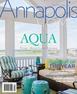 Annapolis Home Magazine July 2015