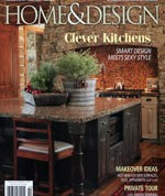 home and design winter 2016 cover