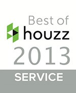 Best of Houzz 2013 – Service