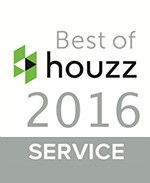 Best of Houzz 2016 – Service