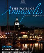Faces Of Annapolis 2018 cover