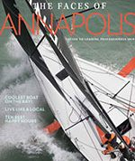 Faces Of Annapolis 2019 cover